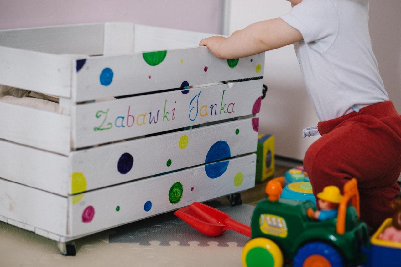 Какие игрушки выбрать для ребенка?